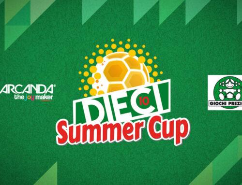 La Dieci Summer Cup: il torneo dell'estate 2019